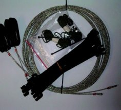 Bushcomm Open wire feeder Kit (BBA-100x only)