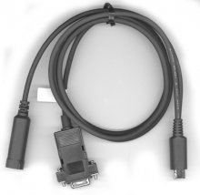 CT-163 Data Cable (MDIN10PIN to MDIN6PIN + DSUB9PIN)