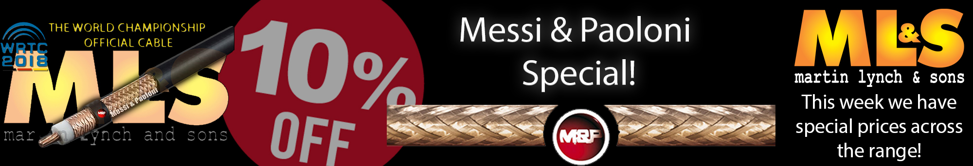 Messi Special Offer M