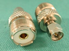 SMA TO SO-239 SOCKET ADAPTOR