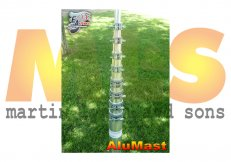 EAntenna EA14,5XL@2m COLLAPSABLE MAST 14,5/2m - R2510021