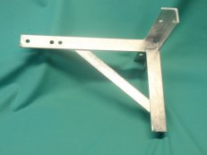 """Wall Bracket K with 24"""" (615mm) Clearance - BE401/24"""