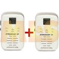 MyDEL DYNA 1D PMR 446 MICRO HANDY (PAIR)