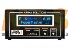 PowerMaster II - Display only (no coupler) - will work with 3 kW HF-6m, 10 kW HF-6m, VHF, and UHF couplers. includes USB cable, 12 V DC cable