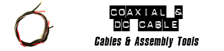 Coaxial Cable, DC Cable, DC Distribution