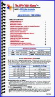 Kenwood TM-V708A (Nifty Mini Manual)