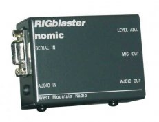 West Mountain Radio RIGblaster Nomic USB/Serial Complete 58008-959