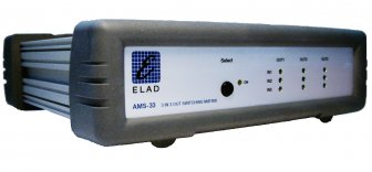 Elad AMS-33 -Antenna matrix switch