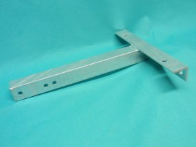 """Wall Bracket T with 24"""" (615mm) Clearance - BE402/24"""
