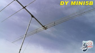 EAntenna DY MINI5B 8 ELEMENTS 10-12-15-17-20m - R2010169