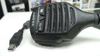 MH-85A11U - Speaker Microphone with Snapshot camera FTM400/FT1D