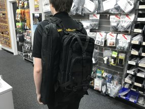 Super Antenna SuperWHIP Pro-Pack. Model: MP1DXTR2 BACKPACK VERSION