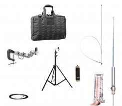 Super Antenna MP1R Deluxe SuperWhip Package