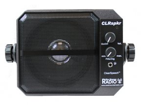 West Mountain Radio CLRspkr ClearSpeech DSP Noise Reduction Speaker 58407-948