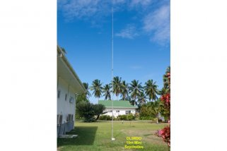 10M MAST MINI - TRAVE TYPE - 1.3KG - 67CM CLOSED