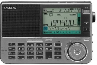ATS-909X2 Graphite Black The Ultimate FM / SW / MW/ LW/ Air / Multi-Band Receiver